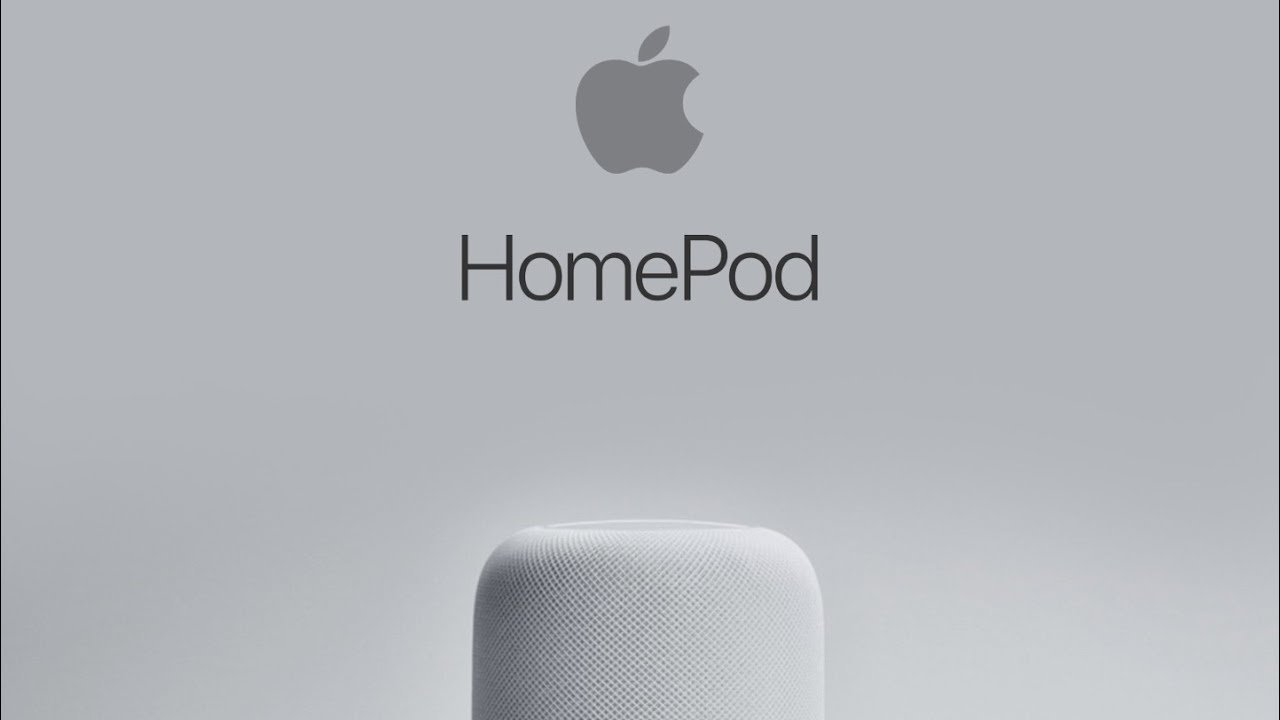Apple Unveils HomePod, Voice Activated Smart Speaker For Home And Office