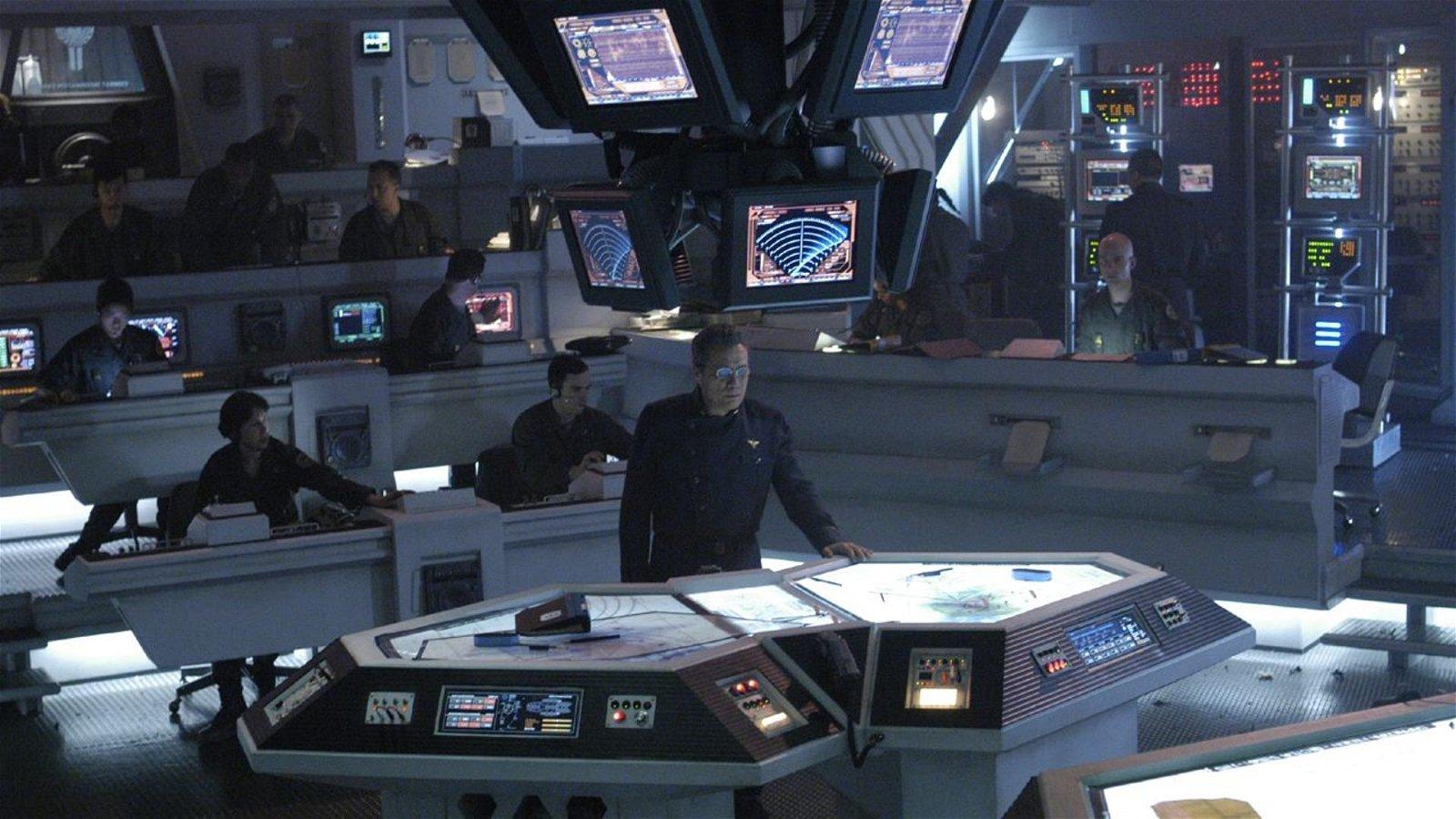 Battles in Vacuum: Galactica vs. Enterprise-D 3