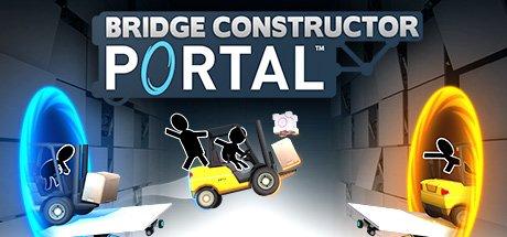 Bridge Constructor Portal Review - Silly Construction Fun 4