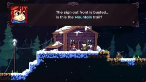 Celeste (PC) Review: a Dashing Platformer 4