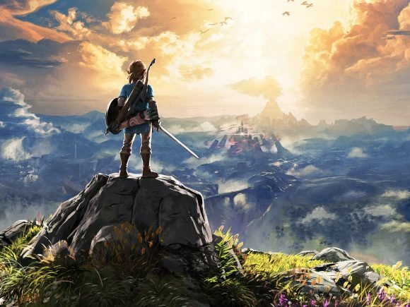 CGMagazine's Game of the Year 2017- The Legend of Zelda: Breath of the Wild