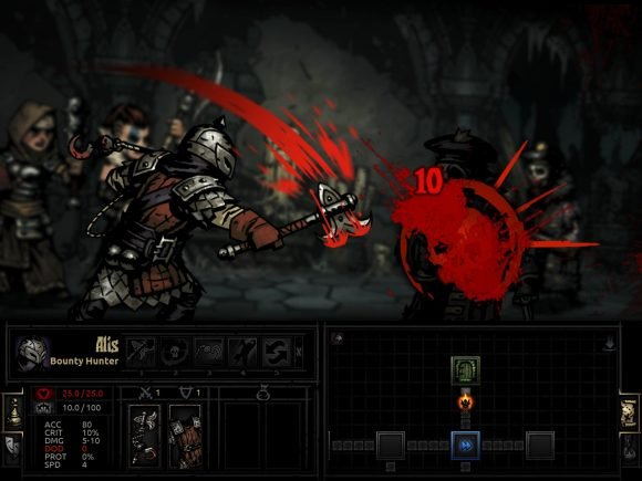 Darkest Dungeon: Ancestral Edition Coming to Switch and PS4