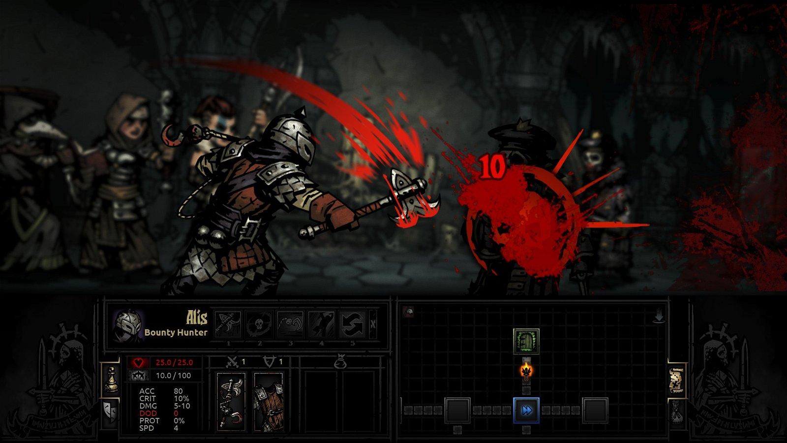 darkest dungeon ancestral edition switch review