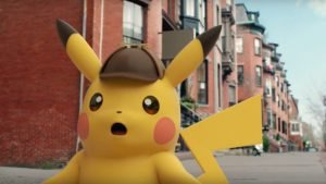 Detective Pikachu is Coming Across the Sea