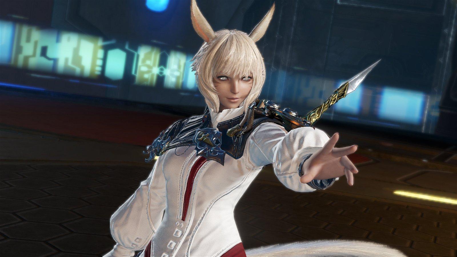 Dissidia Final Fantasy NT (PS4) Preview - Flaccid Fantasy