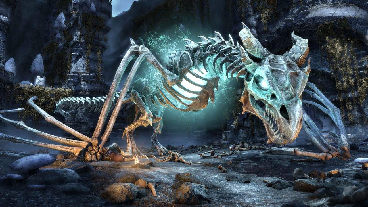 Elder Scrolls Online 2018 Downloadable Content Detailed 1
