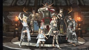 Final Fantasy XIV Continues to Soar on Rival Wings: An Interview with Naoki Yoshida and Hikaru Tamaki 13