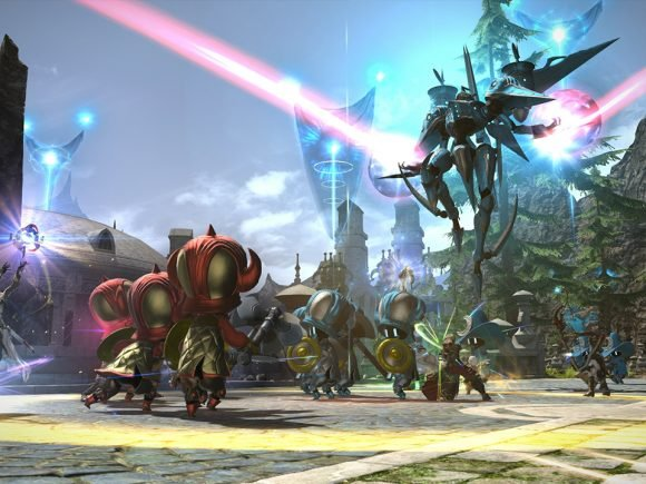 Final Fantasy XIV Continues to Soar on Rival Wings: An Interview with Naoki Yoshida and Hikaru Tamaki 4