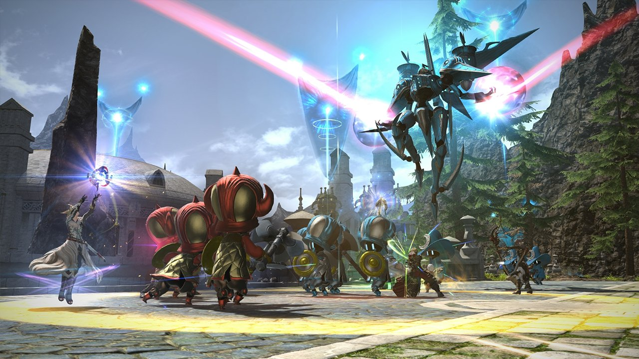 Final Fantasy XIV Continues to Soar on Rival Wings: An Interview with Naoki Yoshida and Hikaru Tamaki 5