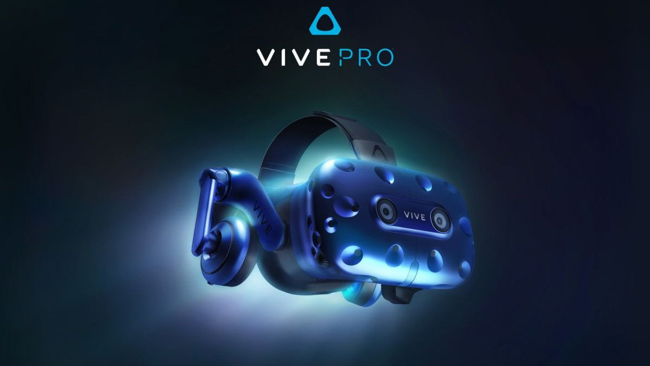 HTC Unveils Vive Pro and new Wireless Adapter at CES 2018