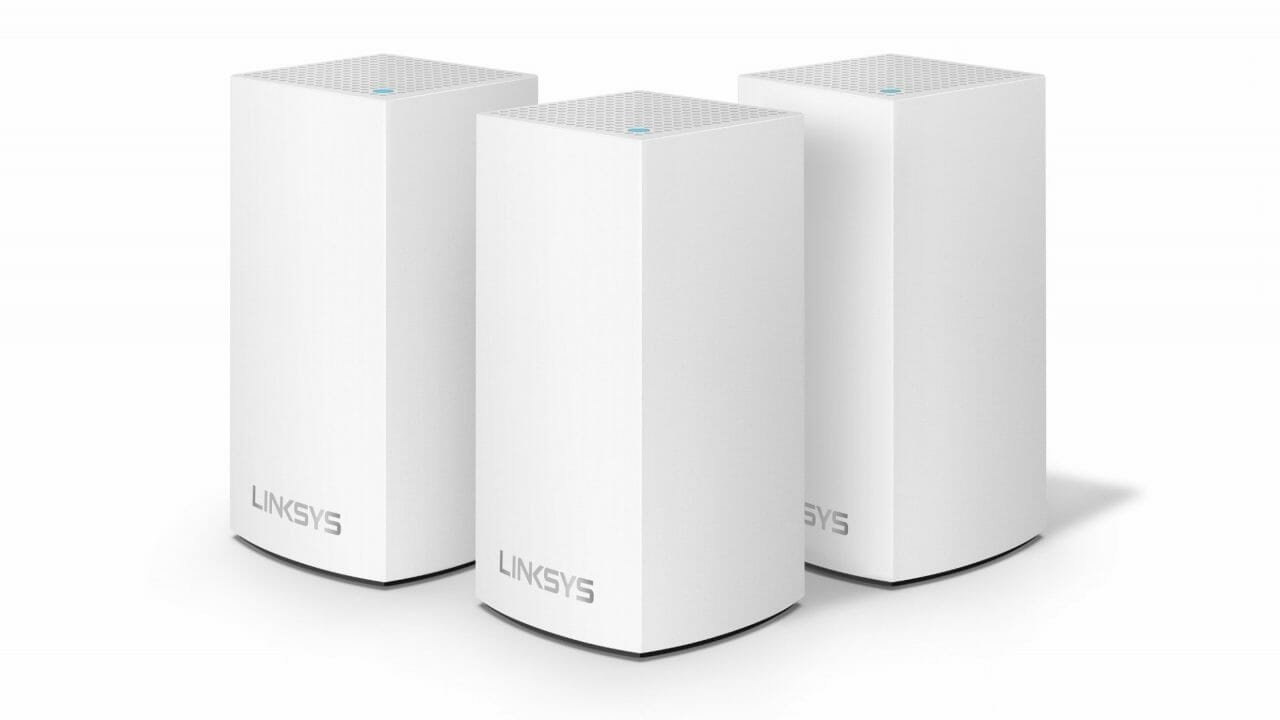 Linksys Announce New, Dual Back Velop System