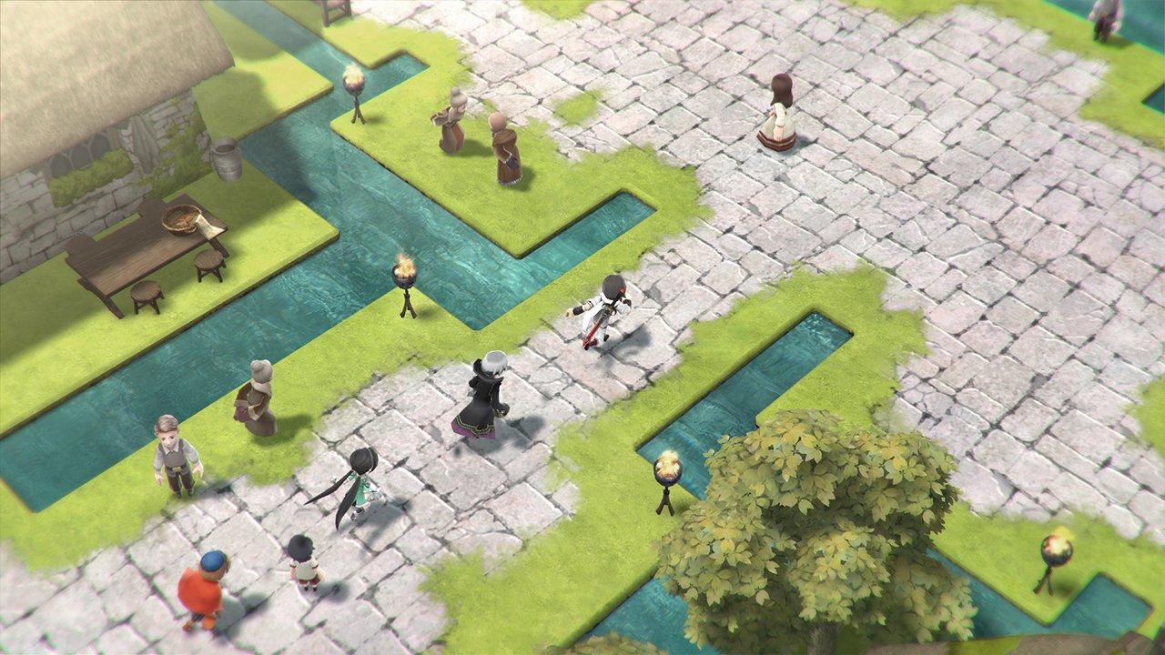 Lost Sphear (Ps4) Review - Familiar Fantasy 7