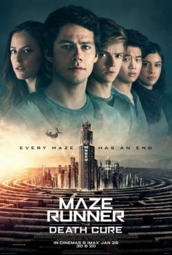 Maze Runner: The Death Cure Review: It's Finally Over! 4