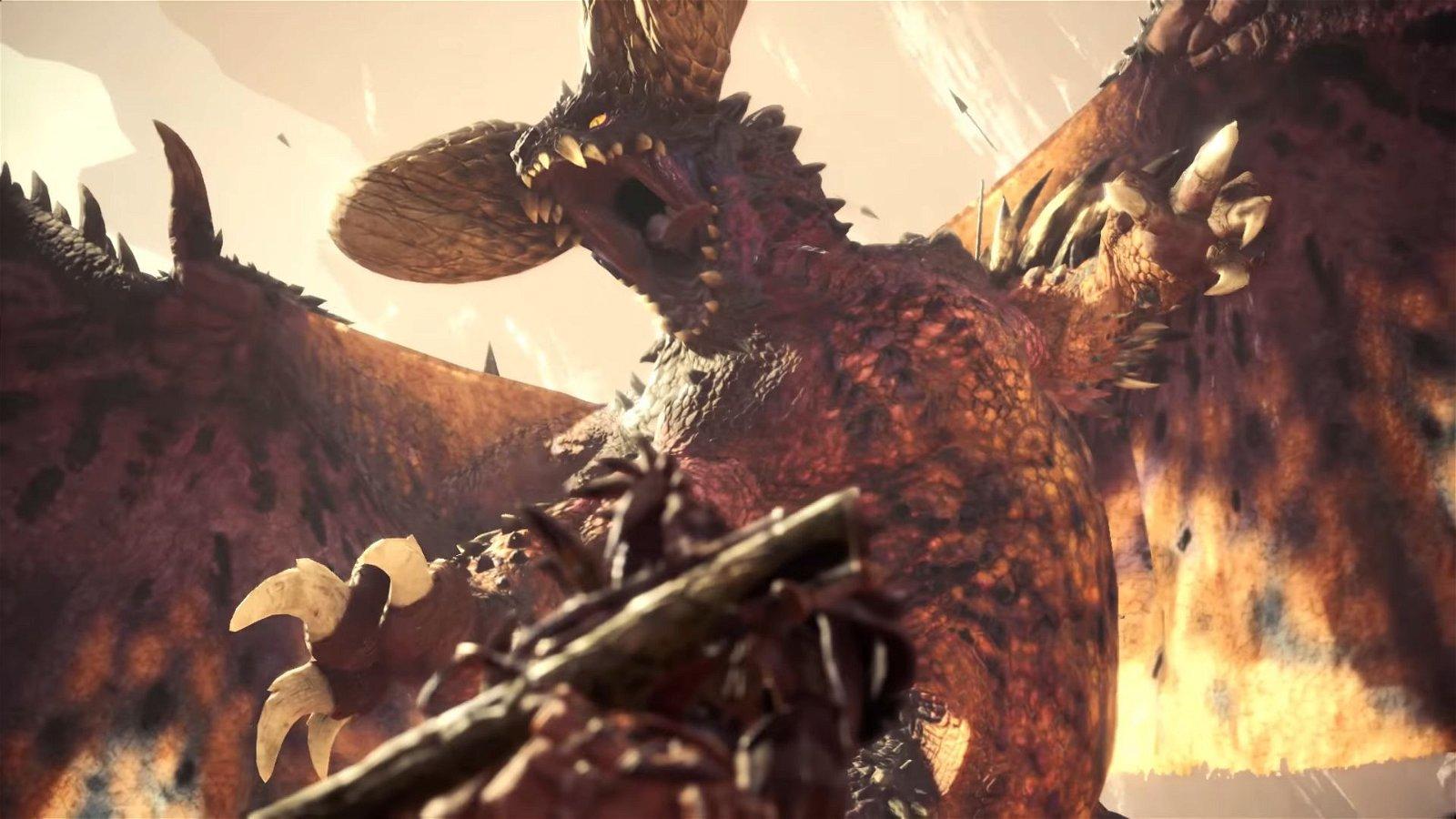Monster Hunter: World Hits Stores and Digital Platforms Globally 1