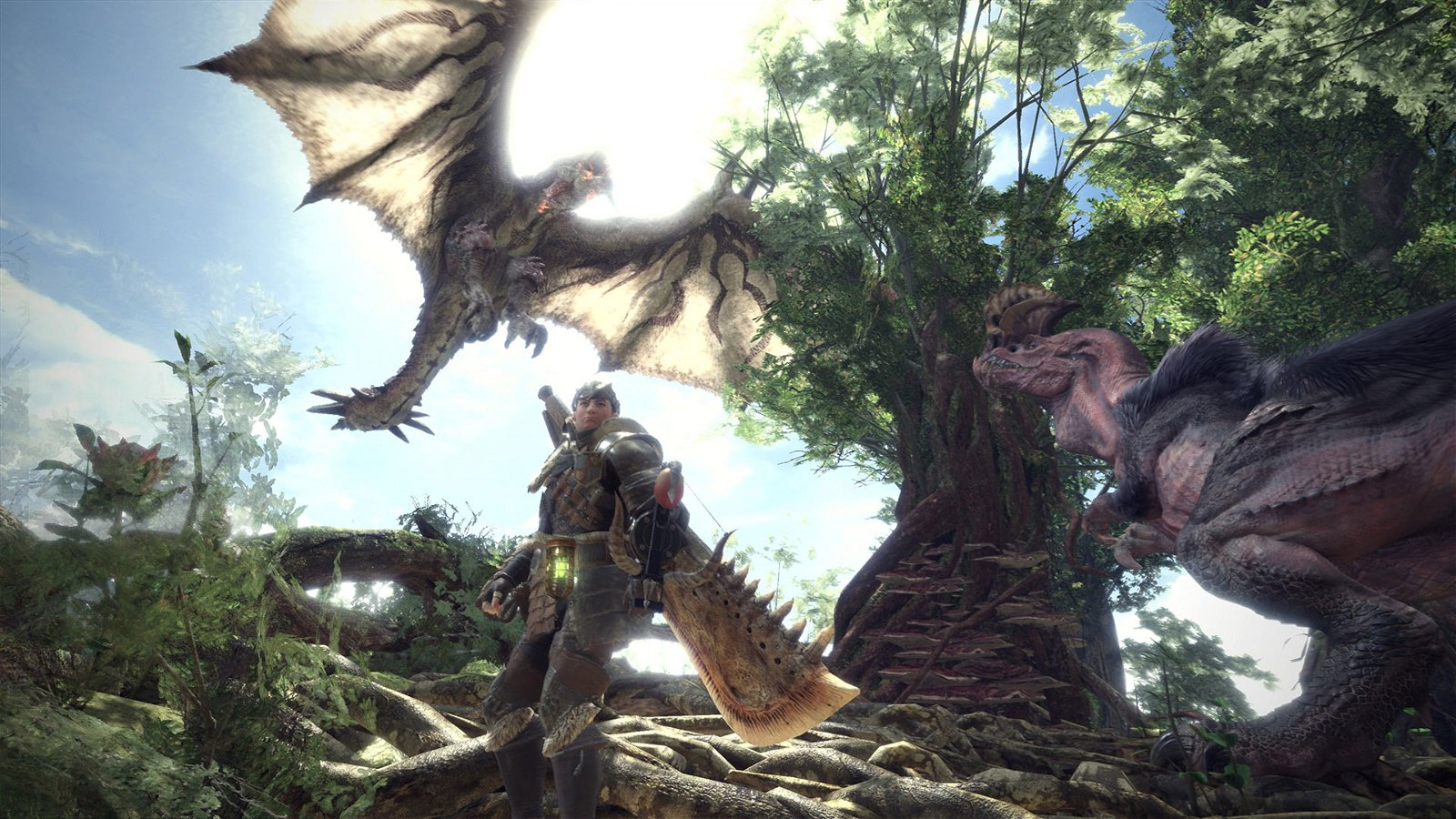 Monster Hunter World (Ps4) Review: It's A Whole New World 1