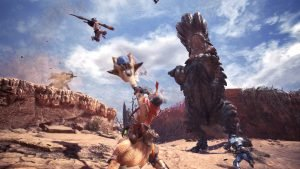 Monster Hunter World (PS4) Review: It's a Whole New World 2