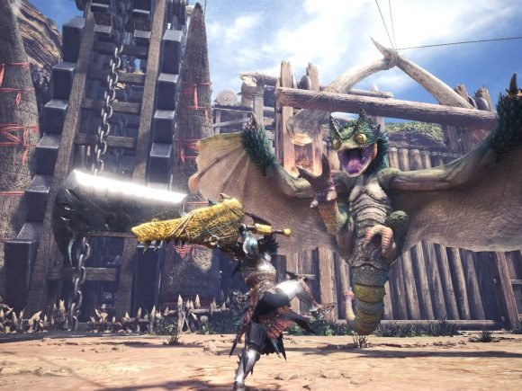 Monster Hunter: World Ships Five Million Copies in Three Days