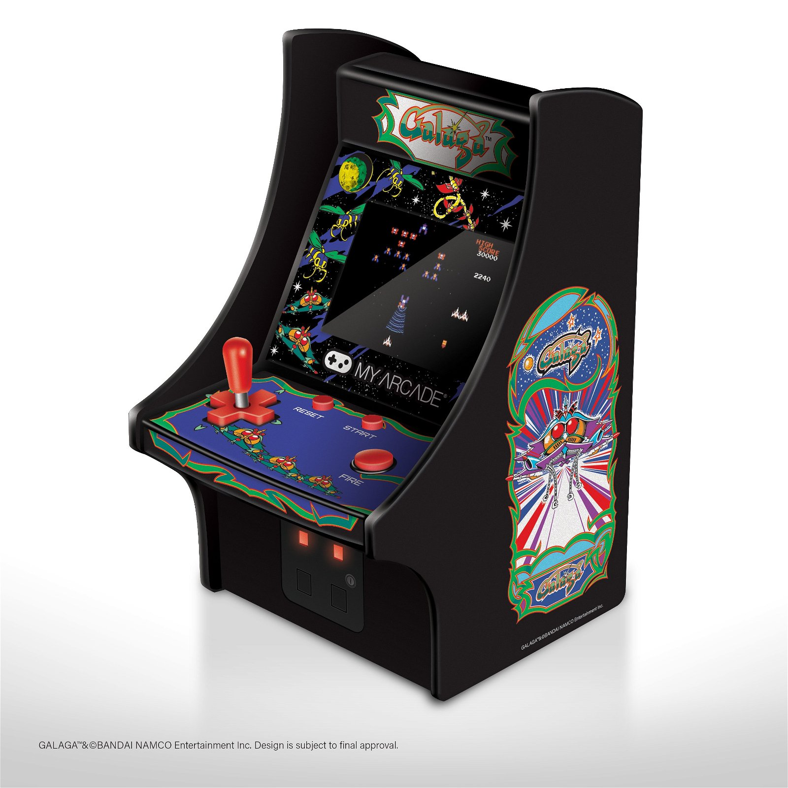 MY ARCADE DEBUTS NEW COLLECTIBLES LICENSED FROM BANDAI NAMCO ENTERTAINMENT AT CES 2018 2