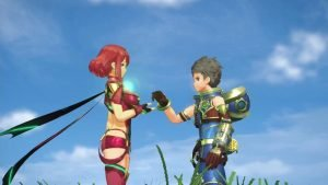 New Story and Items to be Added to Xenoblade Chronicles 2