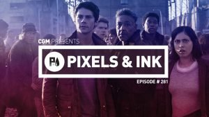 Pixels & Ink Episode #281: Maze of Oscar Noms