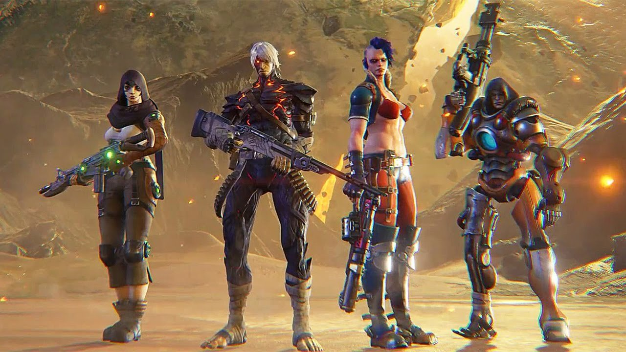 Raiders Of The Broken Planet (Xbox) Review - So Much Personality, But So Far To Go 2