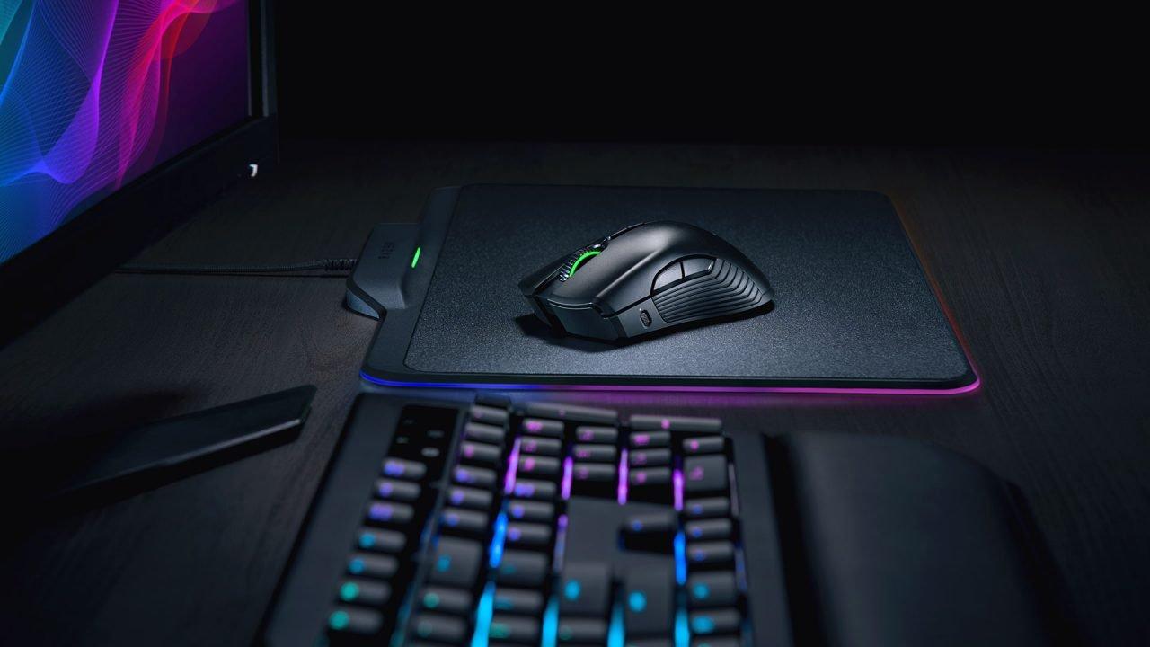 Razer Announce Razer Mamba HyperFlux Wireless Mouse and Pad 1