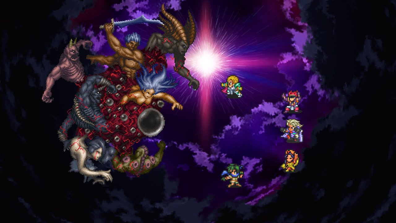 Romancing SaGa 2 (Switch) Review - Swift Succession 1