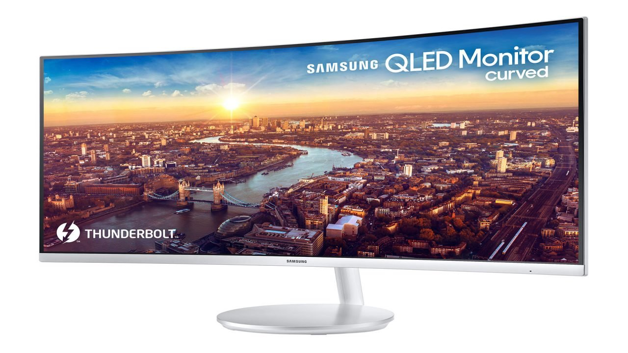 Samsung Reveals New Monitor at CES 2018
