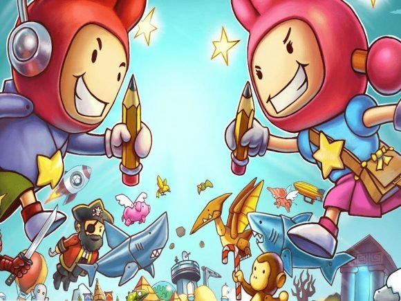 Scribblenauts Showdown Announced For PlayStation 4, Xbox One And Nintendo Switch