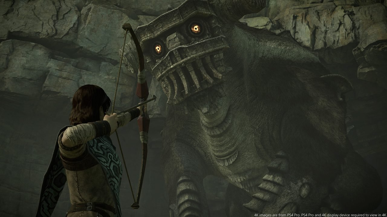 Shadow of the Colossus Remake (Switch) Review: The Eyes Have It 2