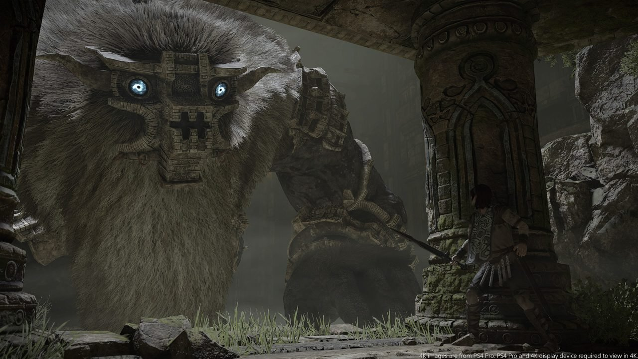 Shadow of the Colossus Remake (Switch) Review: The Eyes Have It 4