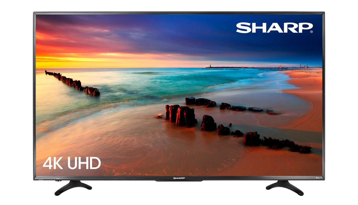 Sharp LC55LBU591C Review 4