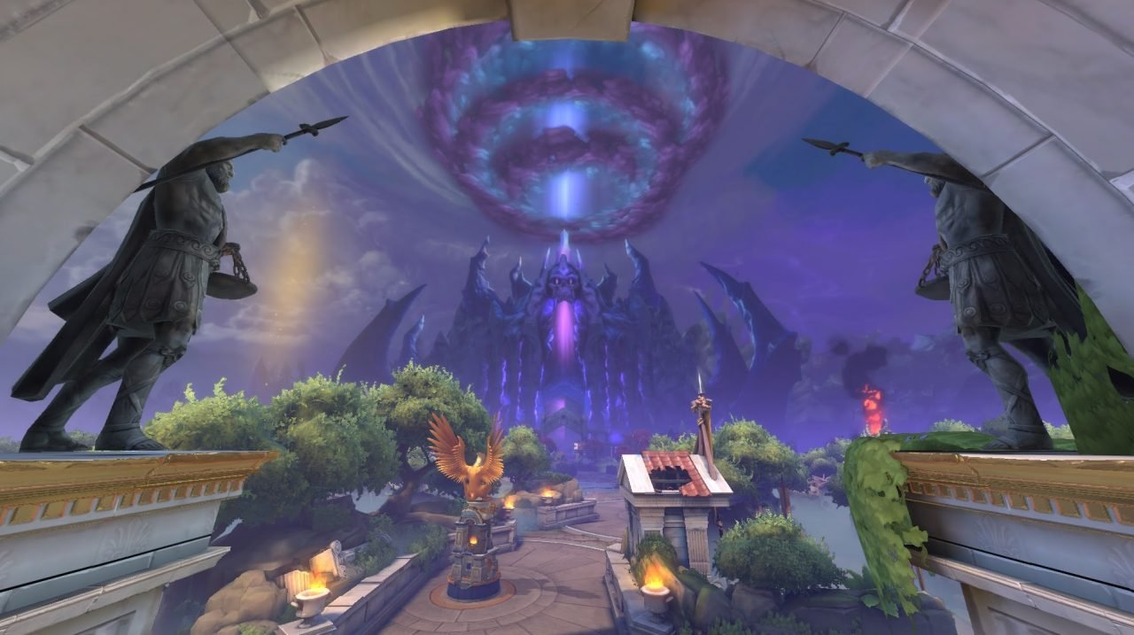 SMITE Season 5 Kicks Off With Revamped Map And New God 2