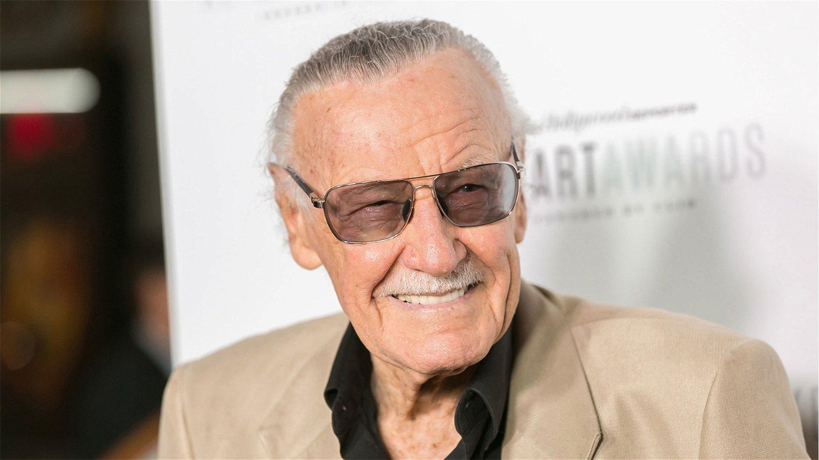 Stan Lee Accused of Sexual Assault