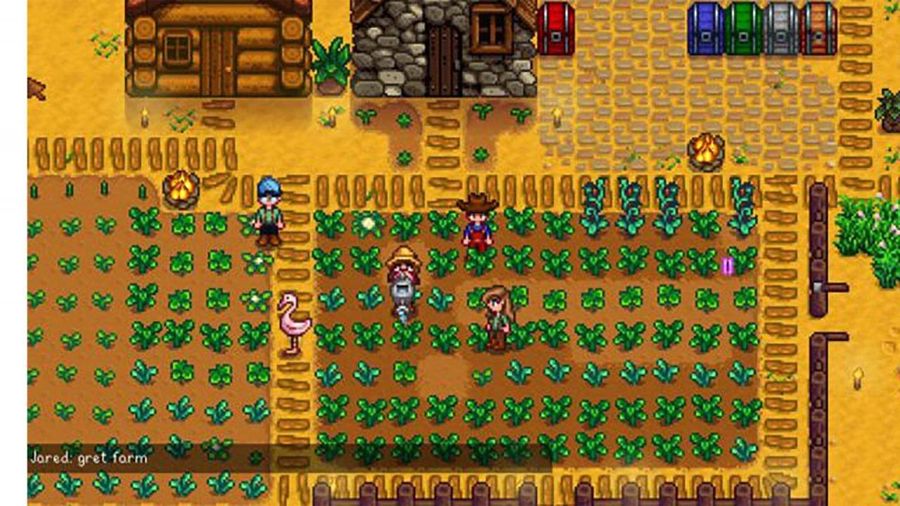 Stardew Valley Creator Teases Multiplayer