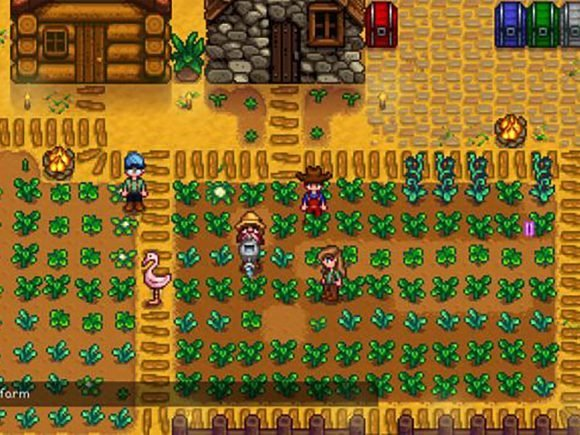 Stardew Valley Creator Teases Multiplayer