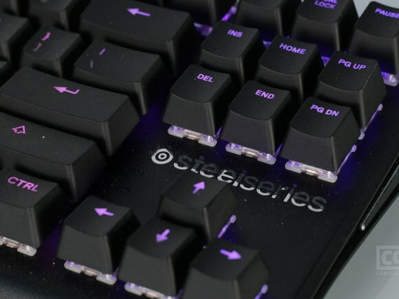 SteelSeries Apex M750 TKL (Keyboard) Mini-Review 3