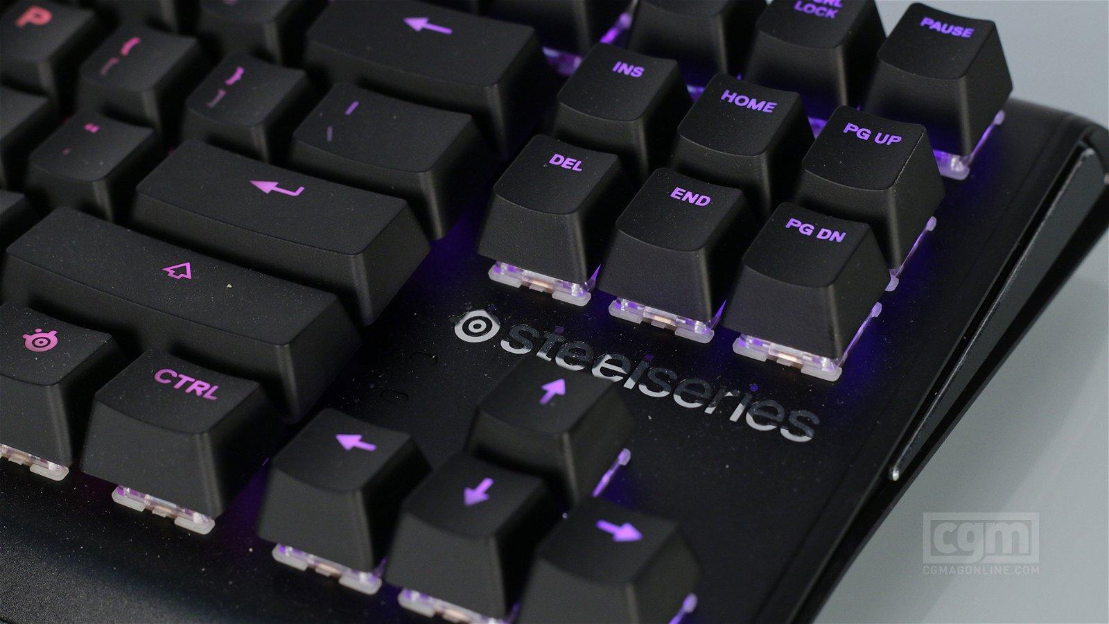 SteelSeries Apex M750 TKL (Keyboard) Mini-Review 5