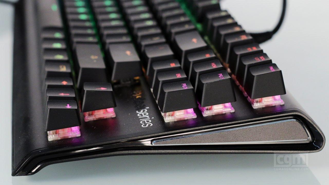 Steelseries Apex M750 Tkl (Keyboard) Mini-Review 4