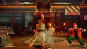 Street Fighter V: Arcade Edition (Ps4) Review - Street Fighter V, For Real This Time