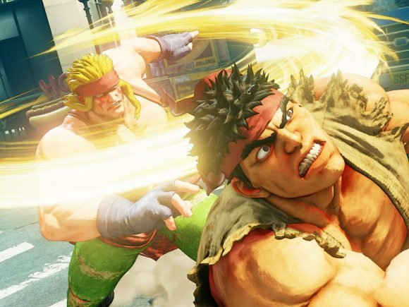 Street Fighter V: Arcade Edition (PS4) Review - Street Fighter V, For Real This Time 4