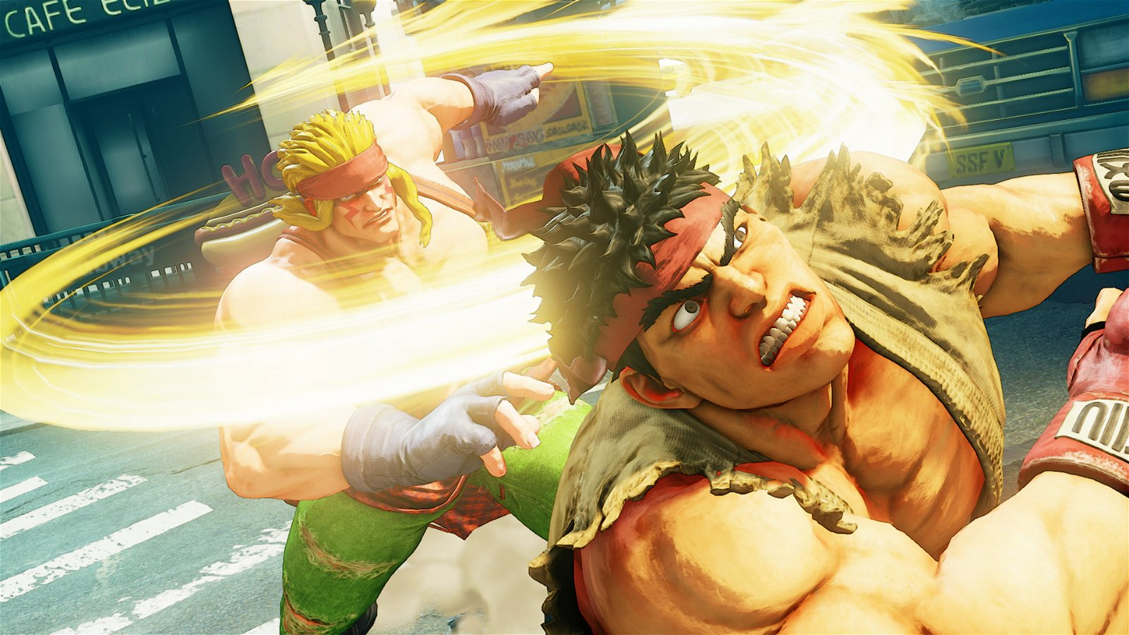 Street Fighter V: Arcade Edition (PS4) Review - Street Fighter V, For Real This Time 5