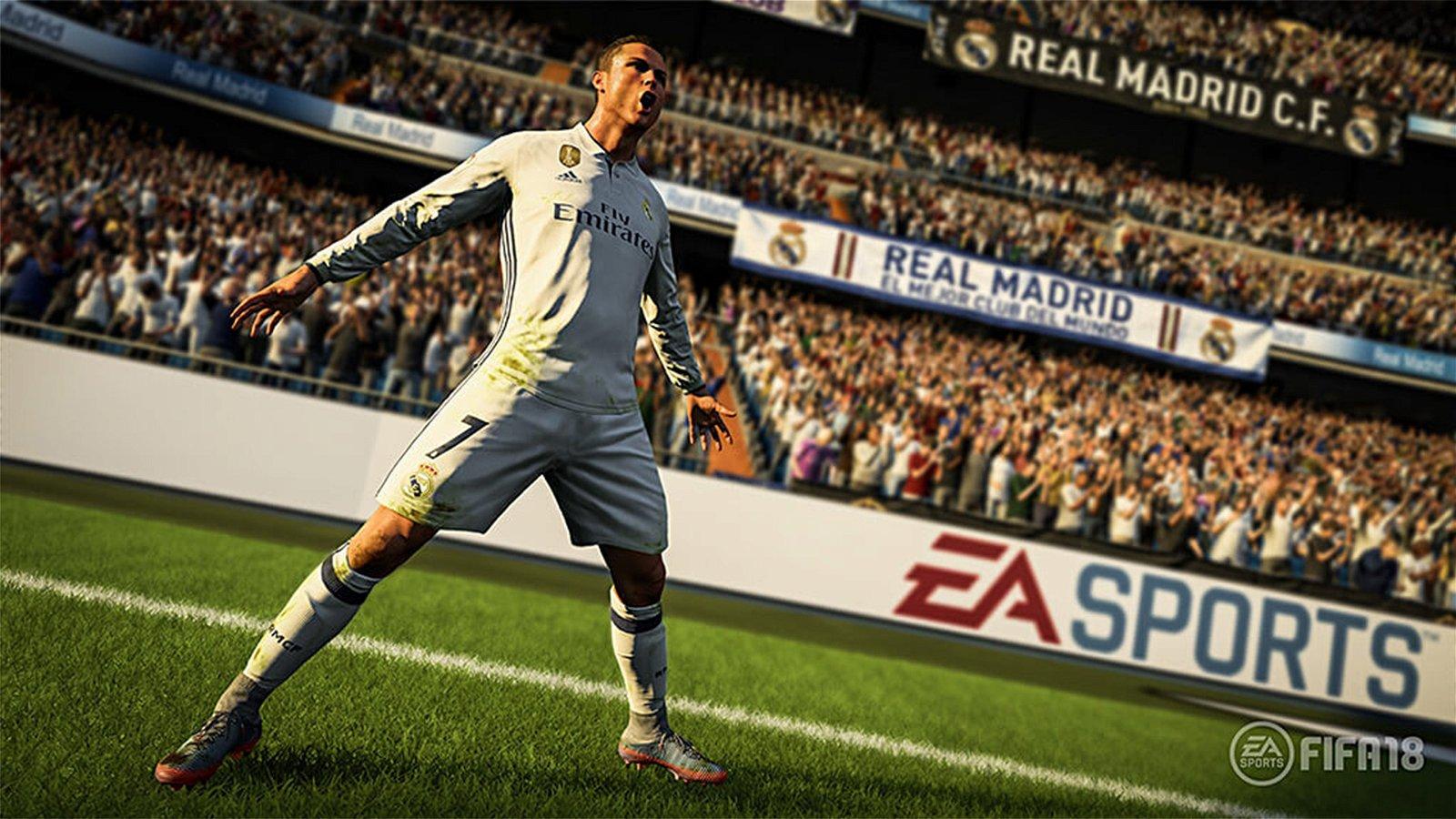Strong Digital Sales and FIFA 18 Highlight EA Q3 Report