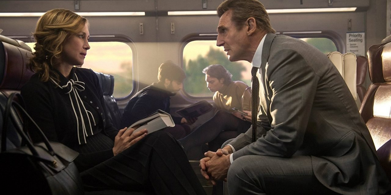 The Commuter (2018) Review: Spectacular Stupidity