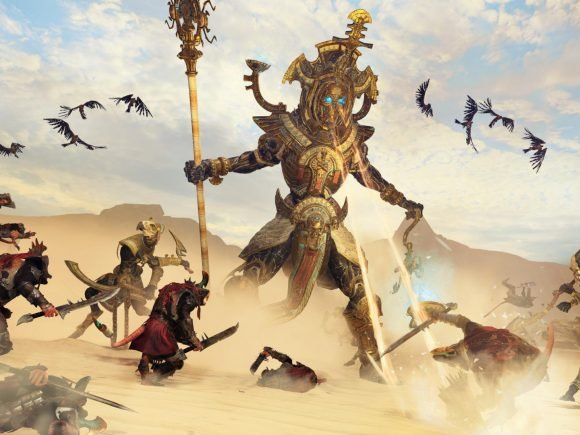 Total War: Warhammer II - Rise of the Tomb Kings DLC (PC) Review: Look On My Armies And Despair 2