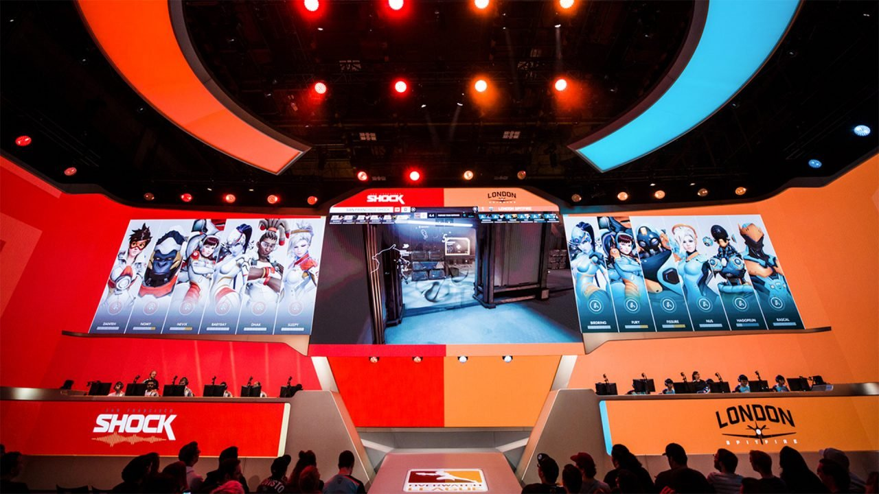 Toyota Announces Sponsorship with Overwatch League 1