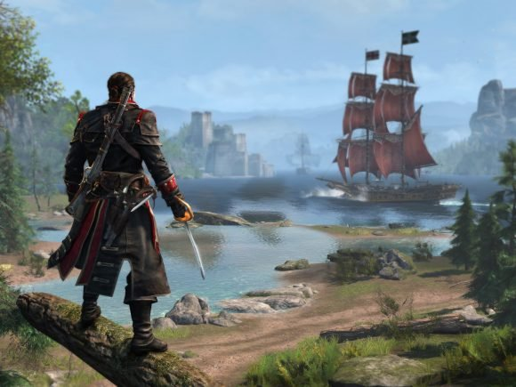 Ubisoft Reveals Assassin's Creed Rogue Remastered