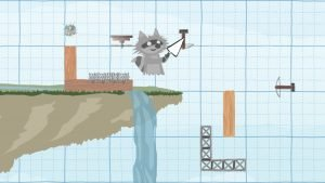 Ultimate Chicken Horse (Ps4) Review: Frenetic Multiplayer Craziness! 2
