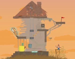 Ultimate Chicken Horse (Ps4) Review: Frenetic Multiplayer Craziness! 6