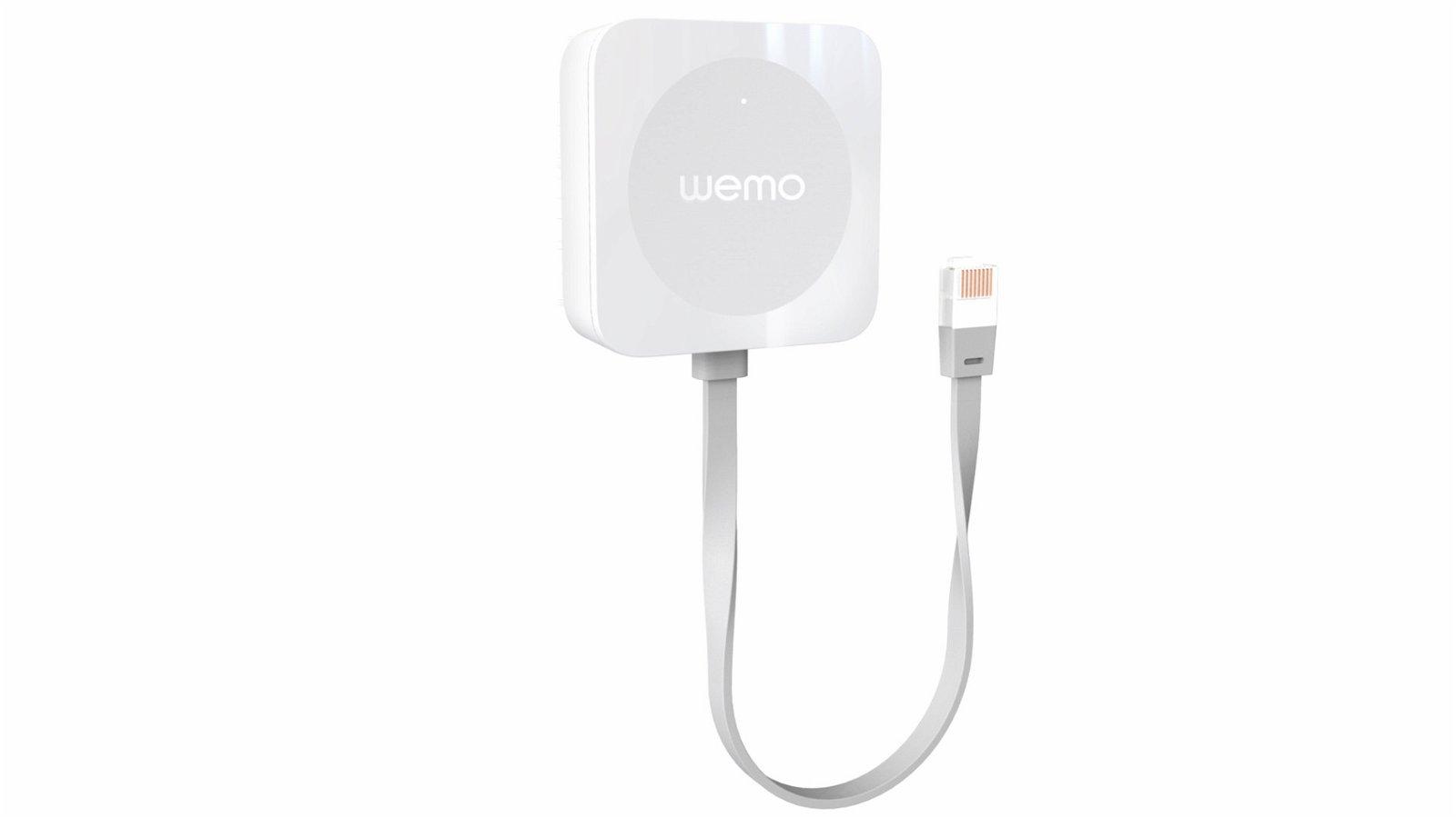 WeMo Announce New Bridge with Apple Homekit Support